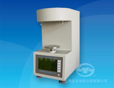 上海昌吉SYD-6541A全自动界面张力测定仪