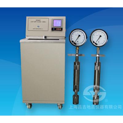 上海昌吉SYD-8017石油产品蒸气压试验器(雷德法)