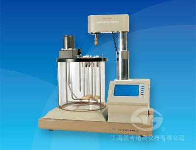 上海昌吉SYD-7305A型石油和合成液抗乳化性能试验器(自动)