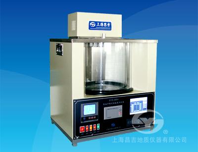 上海昌吉SYD-265H石油产品运动粘度测定器