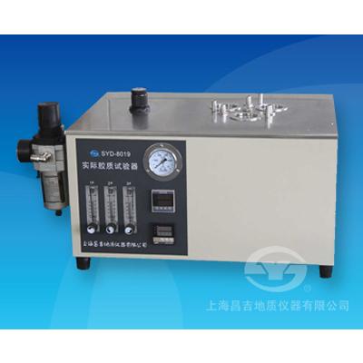 上海昌吉SYD-8019实际胶质试验器 (3孔车用汽油型、带油水分离器)