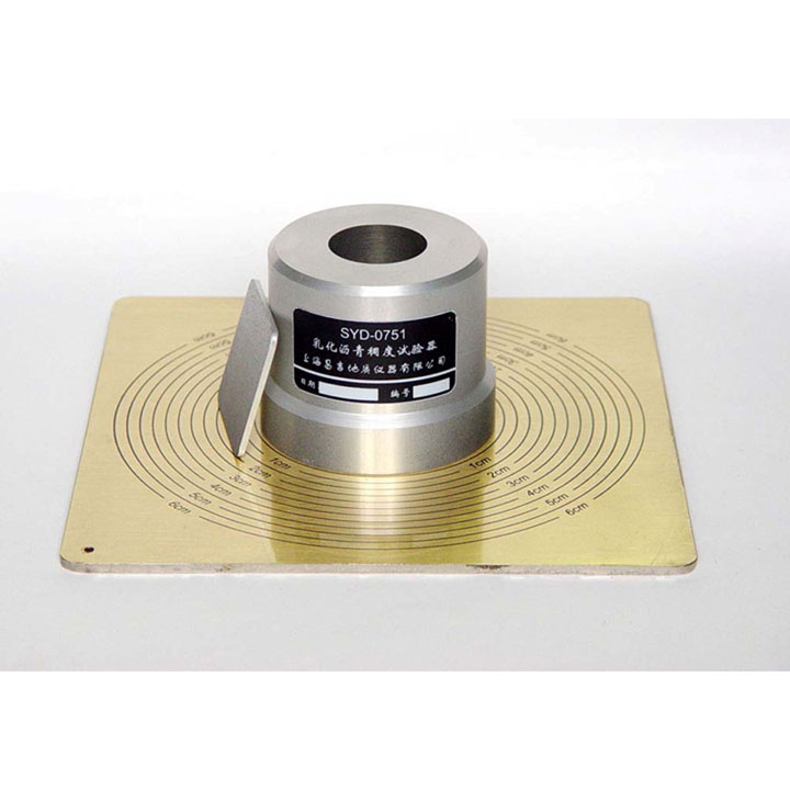 上海昌吉SYD-0751乳化沥青稠度试验器