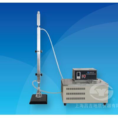 上海昌吉SYD-0618B石油沥青四组分试验器(全套)