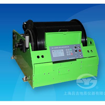 上海昌吉JC-2000A自动排缆绞车