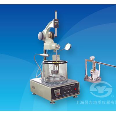 上海昌吉SYD-2801C型针入度试验器