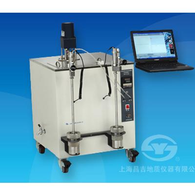 上海昌吉SYD-0193全自动润滑油氧化安定性测定器(旋转氧弹法)