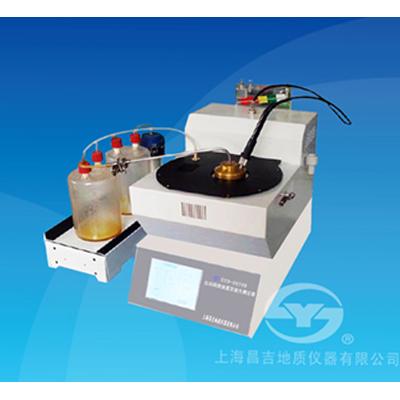 上海昌吉SYD-0059B自动润滑油蒸发损失测定器(诺亚克B法)