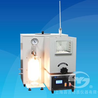 上海昌吉SYD-6536石油产品蒸馏试验器