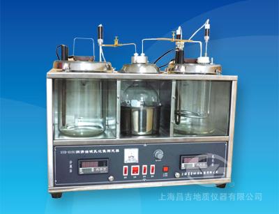 上海昌吉SYD-0191润滑油破乳化值测定器