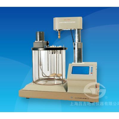 上海昌吉SYD-7305A石油和合成液抗乳化性能试验器(自动)
