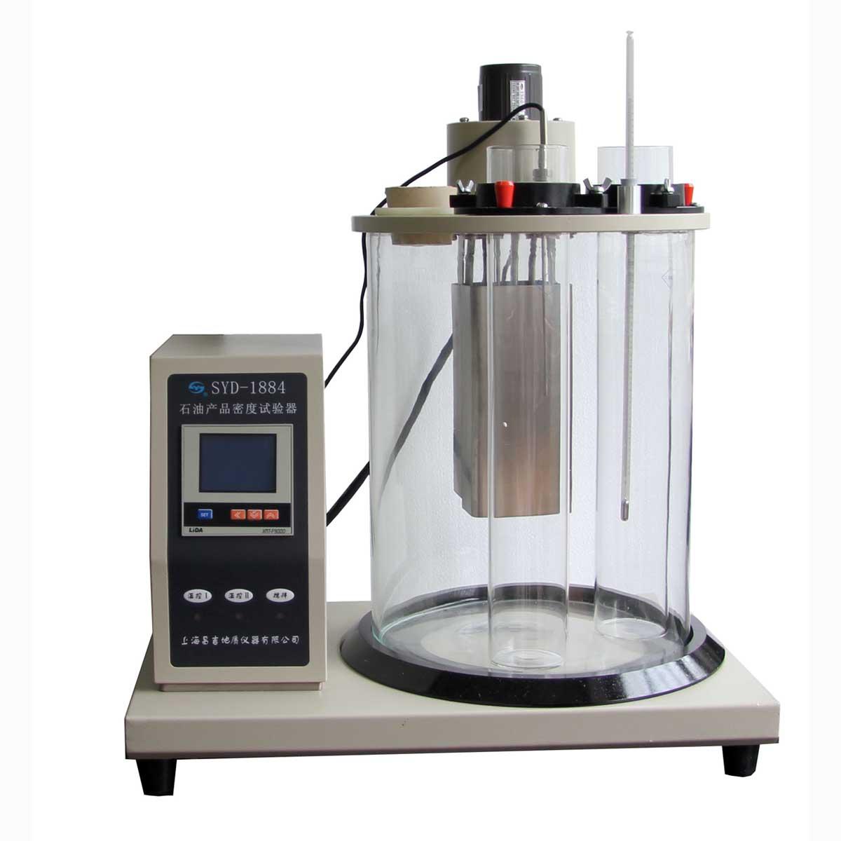 上海昌吉SYD-1884石油产品密度试验器