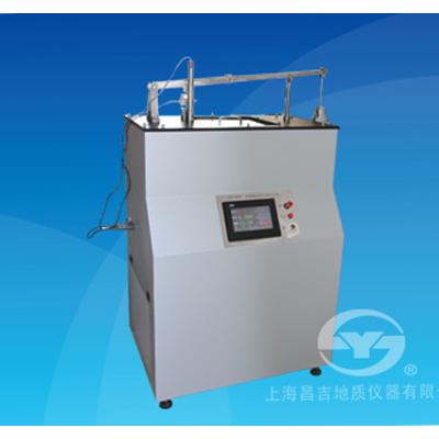 上海昌吉SYD-0728沥青混合料弯曲蠕变试验器