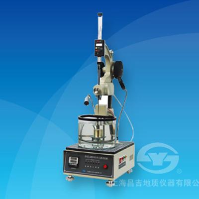上海昌吉SYD-2801G针入度试验器(石蜡针入度)