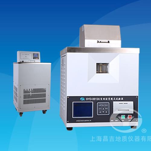 上海昌吉SYD-0613A自动沥青脆点试验器