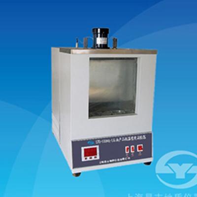 上海昌吉SYD-1884A-1石油产品低温密度试验器
