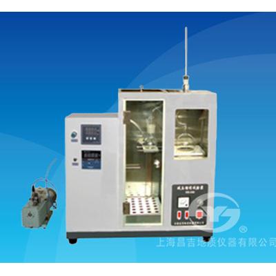 上海昌吉SYD-0165A减压馏程测定器(数显型)