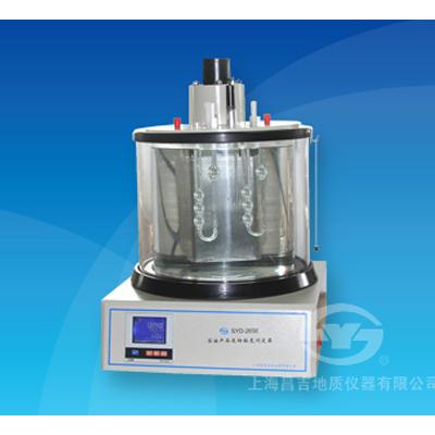 上海昌吉SYD-265E石油产品运动粘度测定器(180℃)