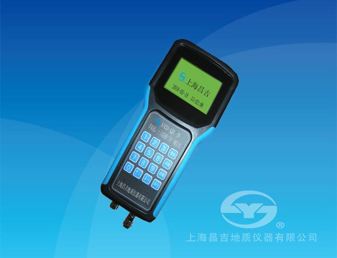 上海昌吉SYD-QX-DSYD-QX-D辛烷值、十六烷值测定仪(手持式)