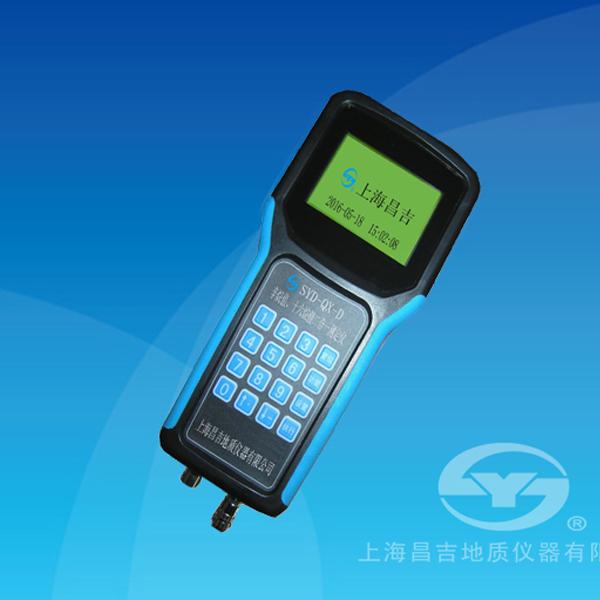 上海昌吉SYD-QX-D辛烷值、十六烷值测定仪(手持式)