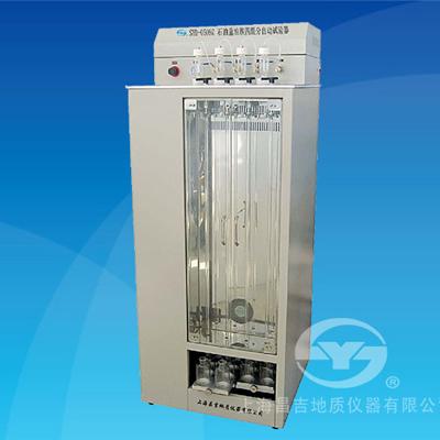 上海昌吉SYD-0509Z石油重油族四组分自动试验器