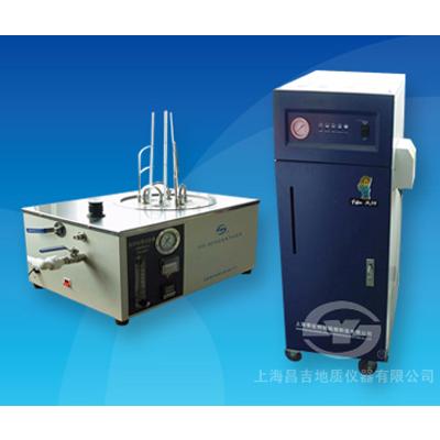上海昌吉SYD-8019B实际胶质试验器 (3孔航空燃料型)