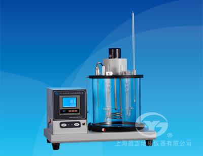 上海昌吉SYD-265B石油产品运动粘度测定器